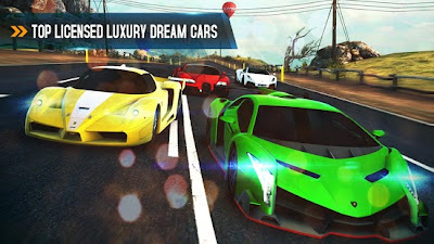 Asphalt 8: Airborne Android Game