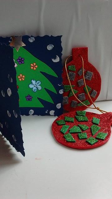 tarjeta navidad-bolas navidad