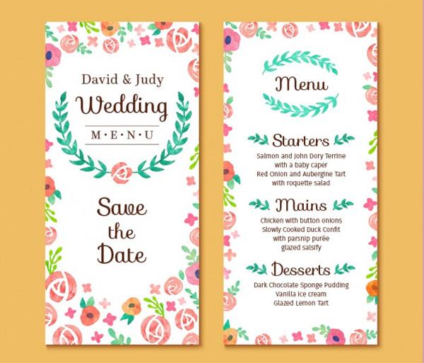 Free! Desain Kartu Undangan untuk Pernikahan | Desain Graphix