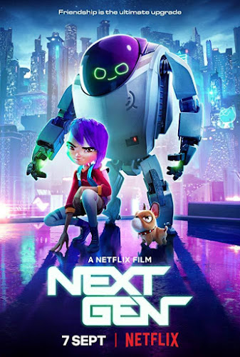 Next Gen (Web-DL 720p Dual Latino / Ingles) (2018)