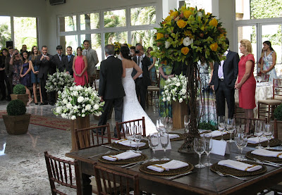 5 Mini Wedding: em restaurantes e/ou em espaços menores...!