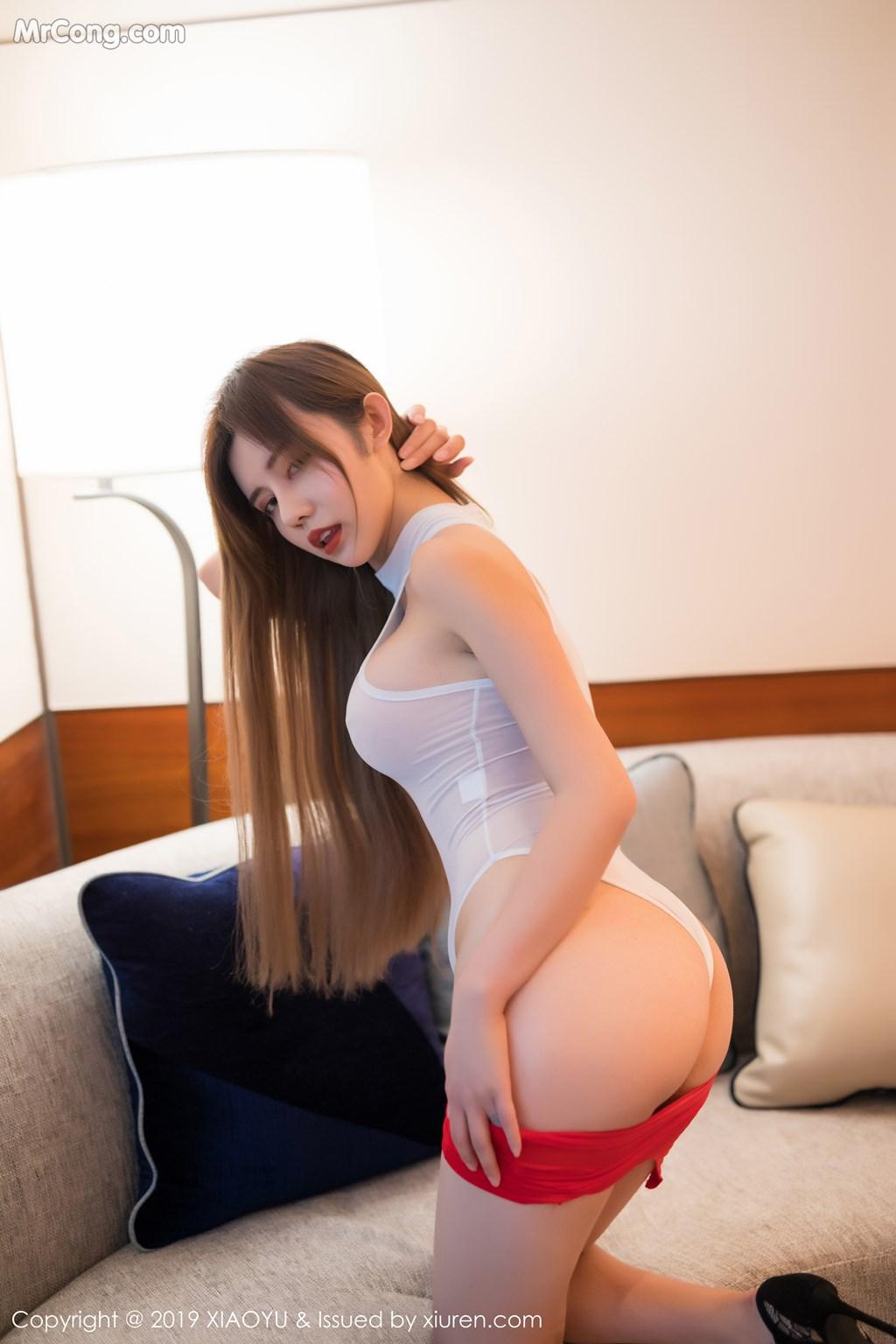 Image XiaoYu-Vol.043-Cris-MrCong.com-018 in post XiaoYu Vol.043: Cris_卓娅祺 (56 ảnh)
