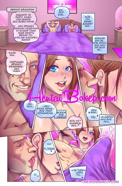 Komik Bokep Erotis Cerita Sex Merawat Ayah Mertua