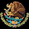 Logo Gambar Lambang Simbol Negara Meksiko Serikat PNG JPG ukuran 100 px