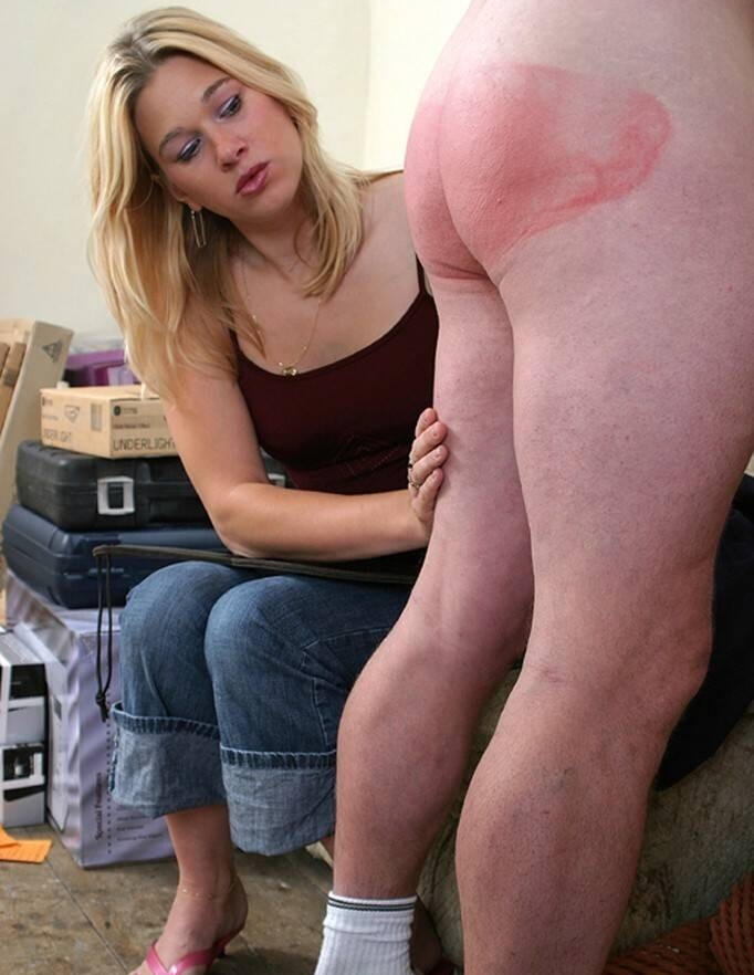 Very pity wifely discipline spank f m suggest you