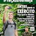 Inscrições abertas para o concurso da Escola Preparatória de Cadetes do Exército