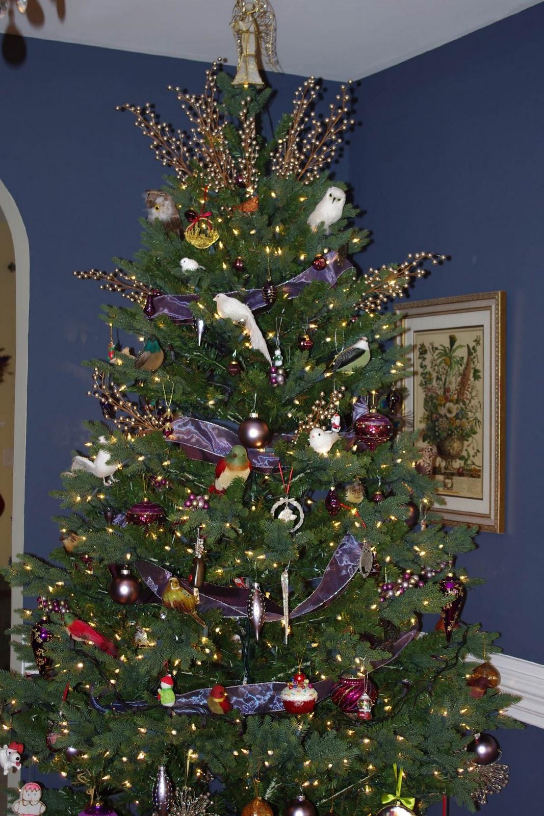 Studio B (UberArt): Twelve Days of Christmas Trees: Day 12