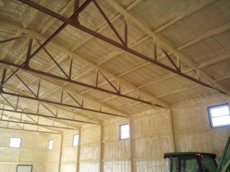 White Roofing Systems Spray Foam Could Be The Best