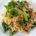 Poolside Healthy Recipe: Cold Noodle Salad with Chicken and Kale