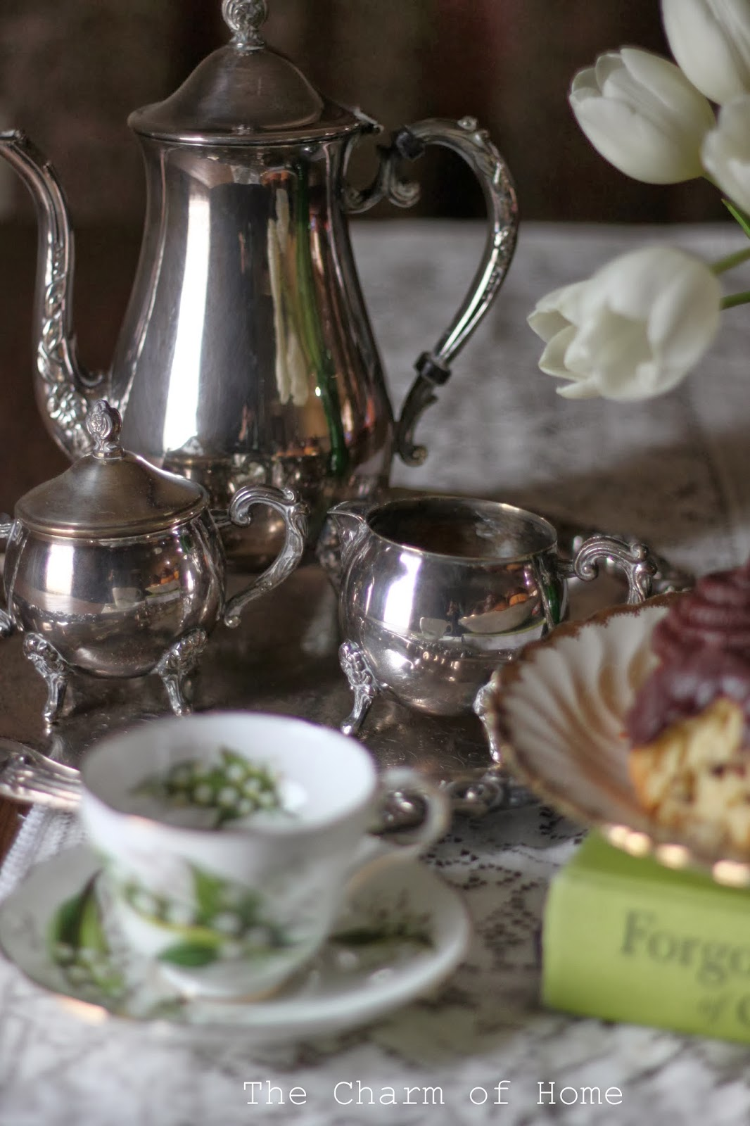 Silver Teapot, The Charm of Home