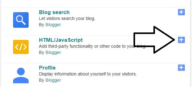 blogger twitter feed