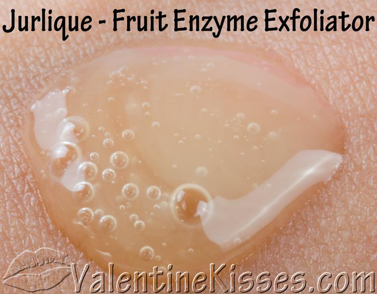 Fruit enzyme facial