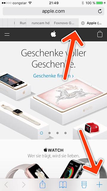 enable%2BiPad-like%2Btabbed%2Bbrowsing%2Bon%2BiPhone FullSafari Tweak Permits iPad-like Tabbed Surfing On iPhone iPhone Jailbreak