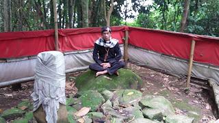 Gunung Padang Kecamatan Darmaraja Kabupaten Sumedang