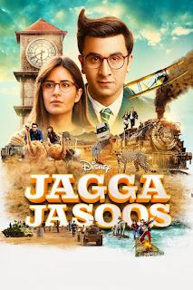 Download Film Jagga Jasoos (2017) DVDScr Subtitle Indonesia