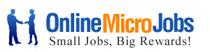 OnlineMicroJobs, Work and Earn online, WAHM