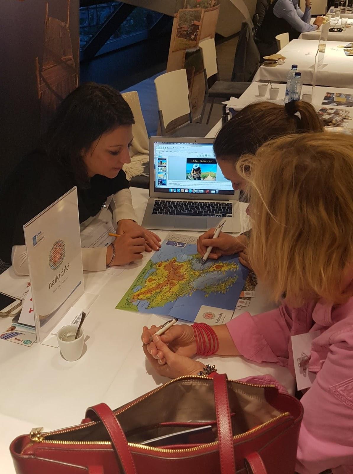 Έντονο ενδιαφέρον Ολλανδών τουριστών για την Χαλκιδική