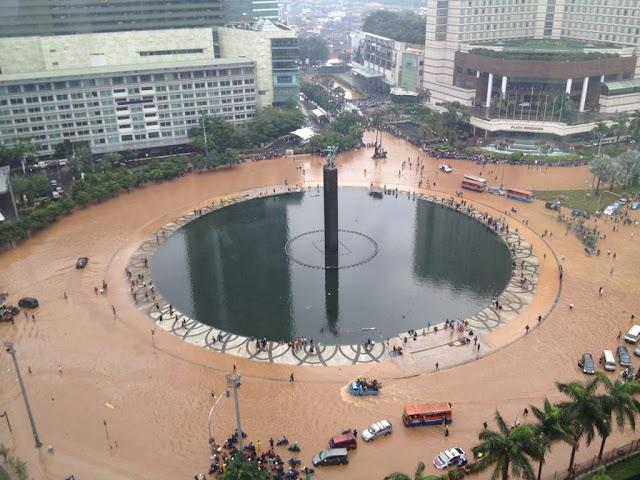 Jakarta Diprediksi Jadi Kota Pertama di Dunia yang akan Tenggelam, Begini Penjelasannya