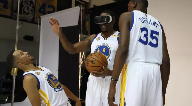 NBA 2017-2018 game can be Watched Via Virtual Reality