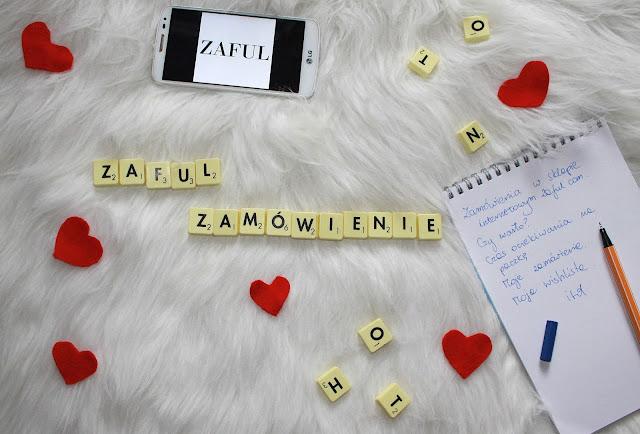 Zamówienie ze sklepu internetowego ZAFUL