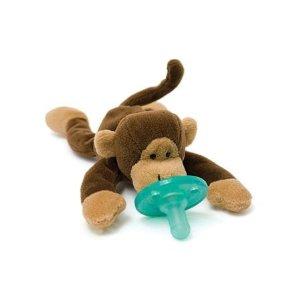 Wubbanub+Infant+Plush+toy+pacifier
