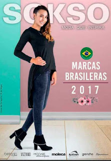 Catalogo Sokso 2017 zapatos damas