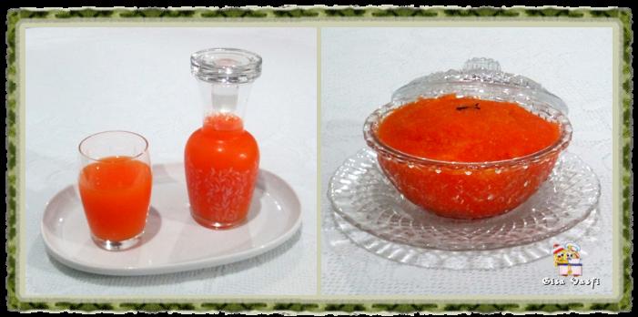 Refrigerante caseiro de laranja 1