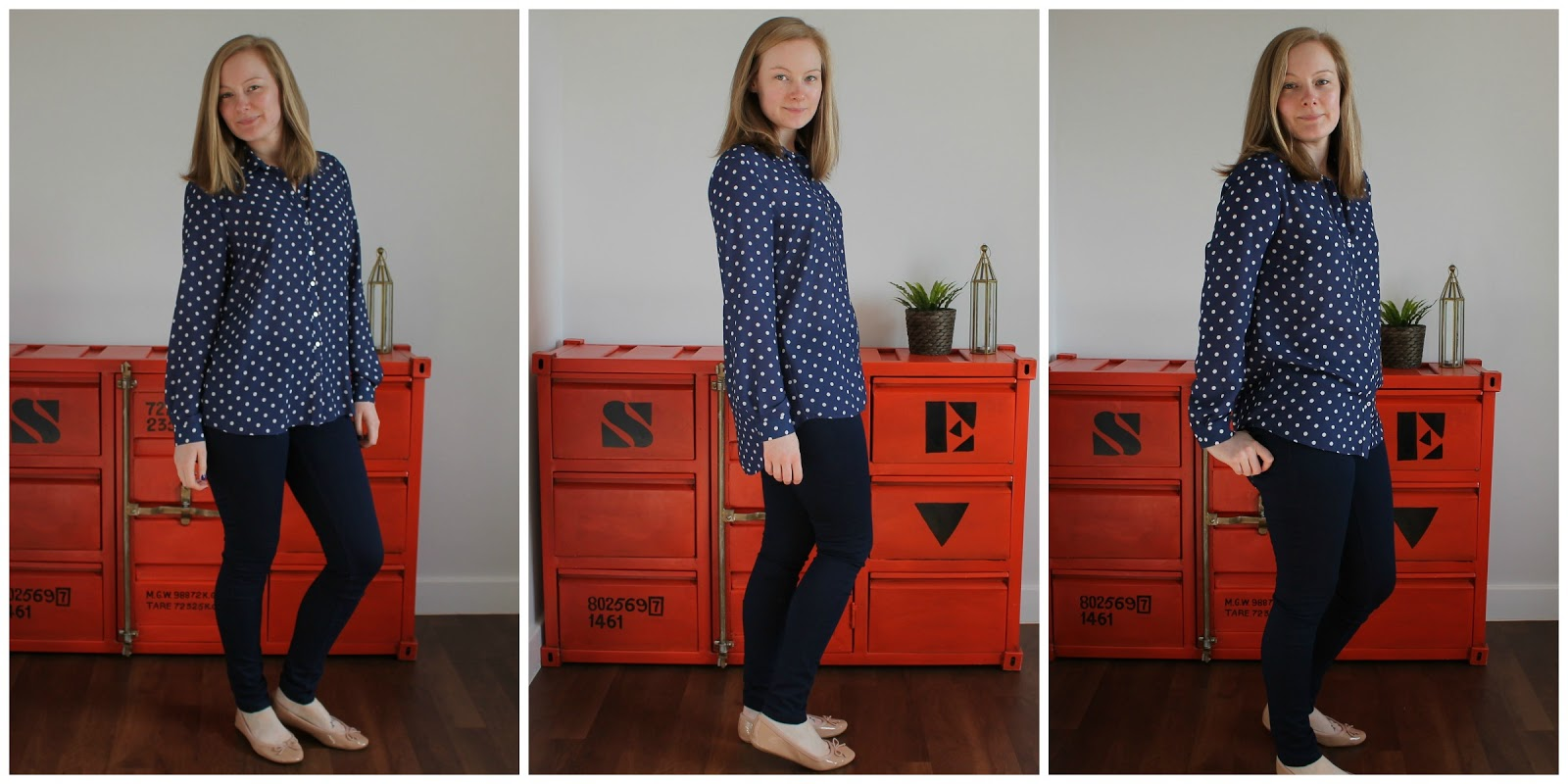Casual Spring Capsule Wardrobe with George at ASDA