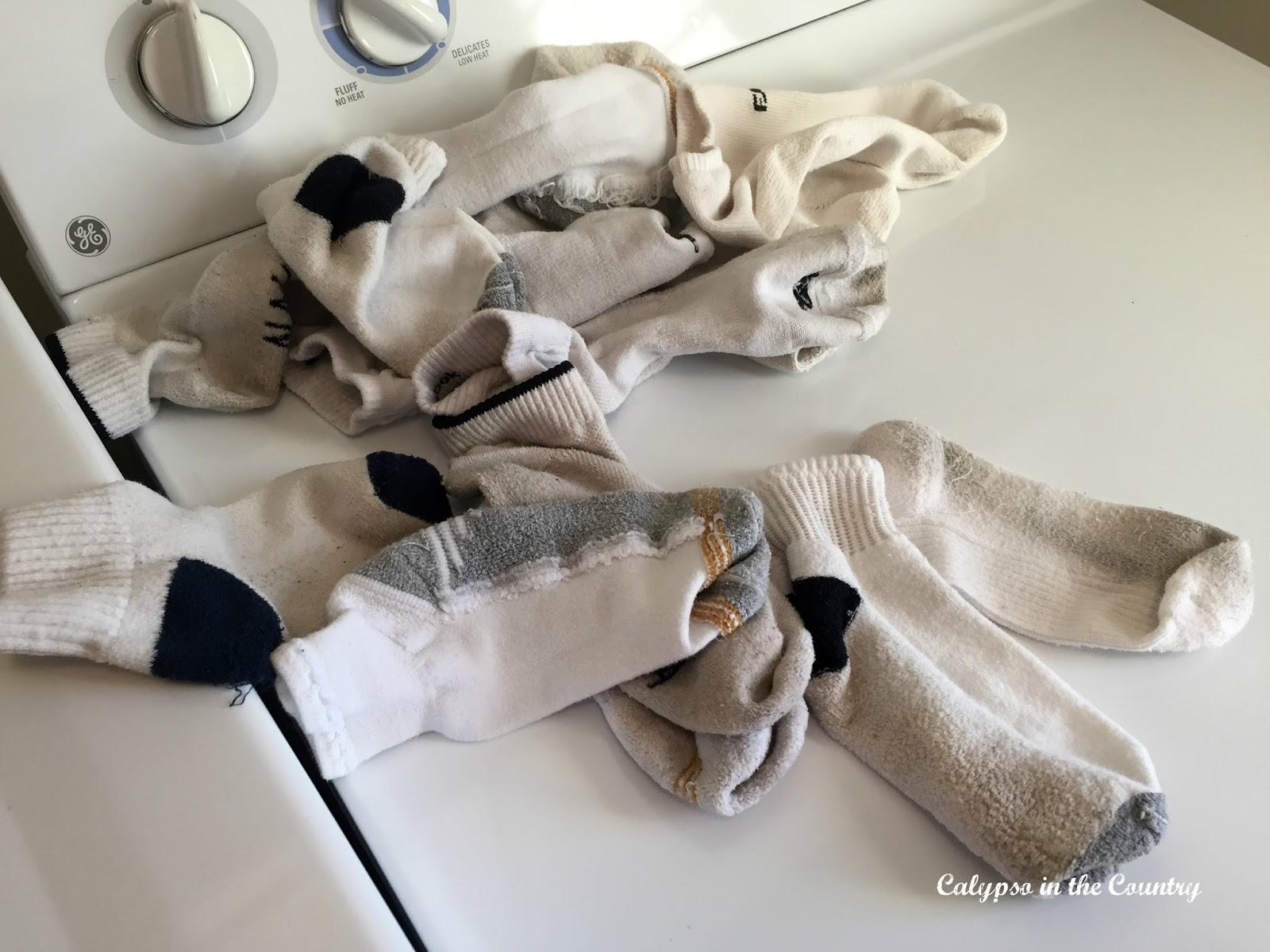 Sock sorting solution