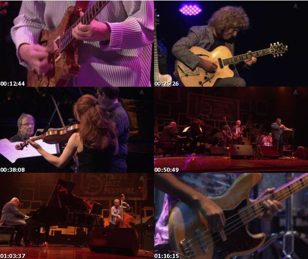 [TV-Variety] TOKYO JAZZ – 第15回 東京JAZZ「VOL.2」 (NHK BS Premium 2016.10.26)