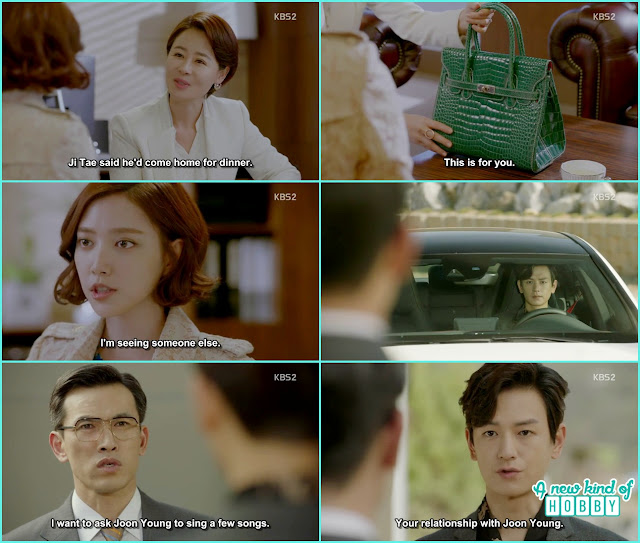 prosecutor choi did a background check on Joon Young - Uncontrollably Fond - Episode 16 Review