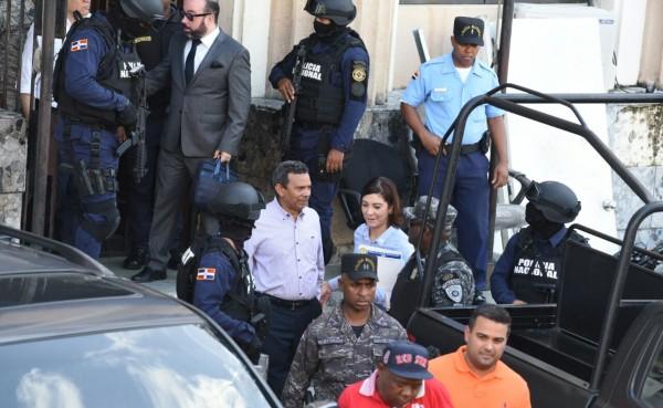 Trasladan a Segura y Rodríguez, imputados en el caso Odebrecht, a sus casas a cumplir arrestos