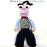 patron gratis muñeco miedo amigurumi | amigurumi doll pattern fear free