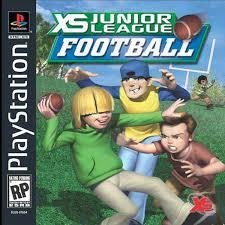 XS Junior League Football - PS1 - ISOs Download