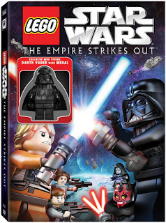 Review: LEGO Star Wars: The Empire Strikes Out DVD