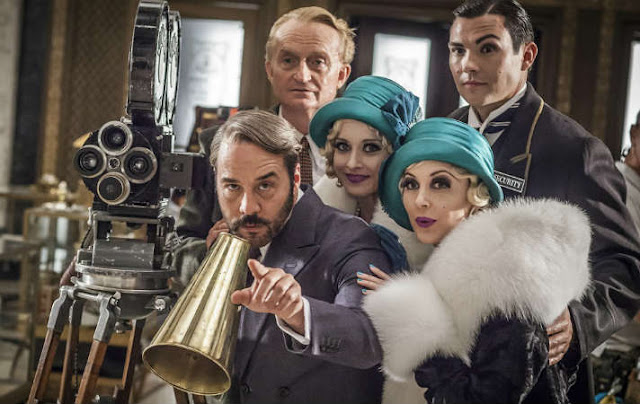 Mr Selfridge Dolly Sister || Mr. Selfridge, Series Four (2015). Sharing a review snippet of the fourth (and final) ITV series. All text © Rissi JC / Silver Petticoat
