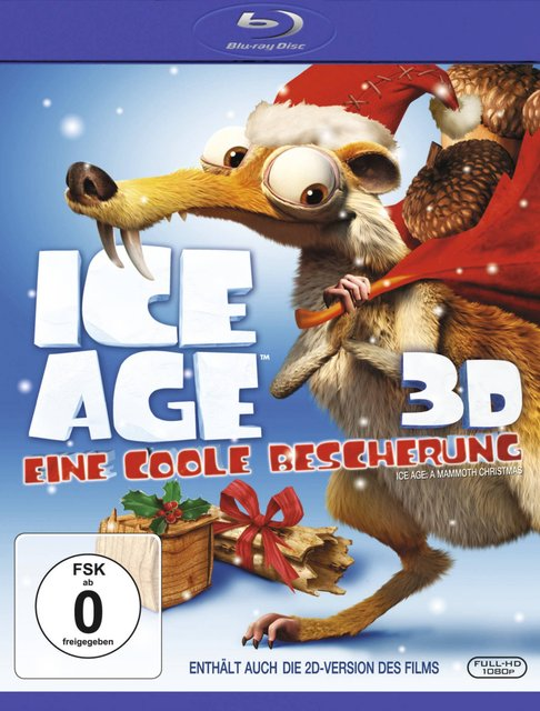 Ice Age: A Mammoth Christmas Special 3D 2011 FRENCH [BluRay 1080p] [MULTI]