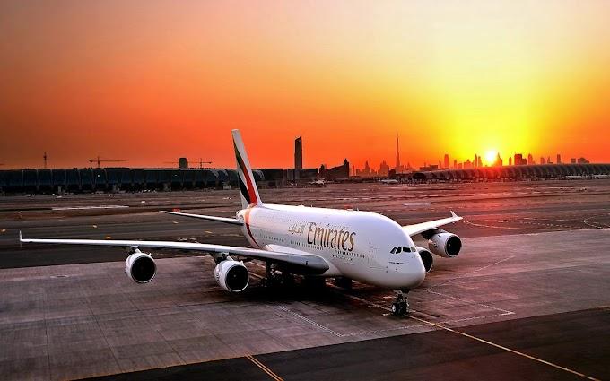 Papel de Parede Boeing Airbus A380