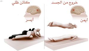 التفسير العلمي للخروج عن الجسد ( خاص بالمسابقة)