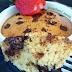 Receita saudável de Cookcake | Textura de bolo - Sabor de cookie - Lowcarb!