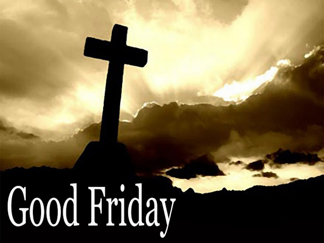 Good Friday Message: {#20 Special} Good Friday Message 2017 Collections
