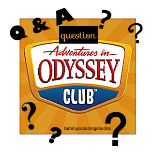 January 2018 Adventures in Odyssey Club Trivia Q&A Part 1