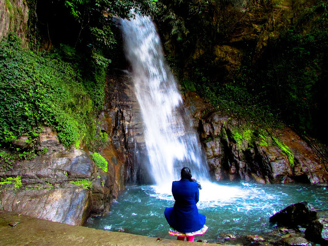 Banjhakri Falls and Park   of Gangtok