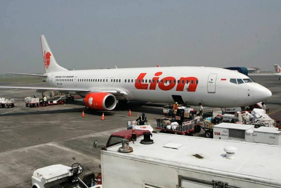 उड़ान भरते ही क्रैश हुई लायन एयर की फ्लाइट ,188 लोग थे सवार
