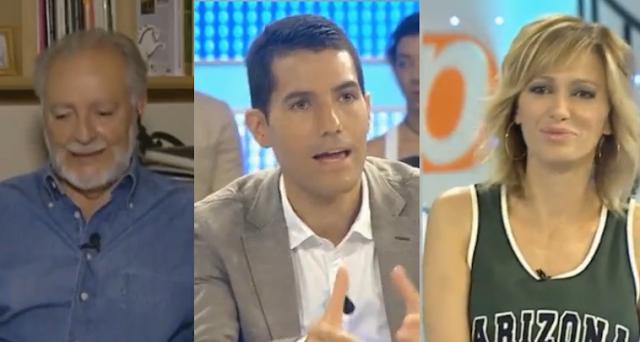 Tremendo ZASCA de Julio Anguita en el programa de Susana Griso