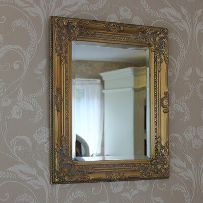 Wall Mirrors Cheap decorative ornate mirrors : wall vs floor, which one better