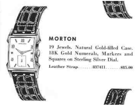 Vintage Hamilton Watch Restoration: 1954 Morton