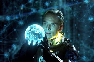 michael fassbender interpretara a dos androides en alien: covenant