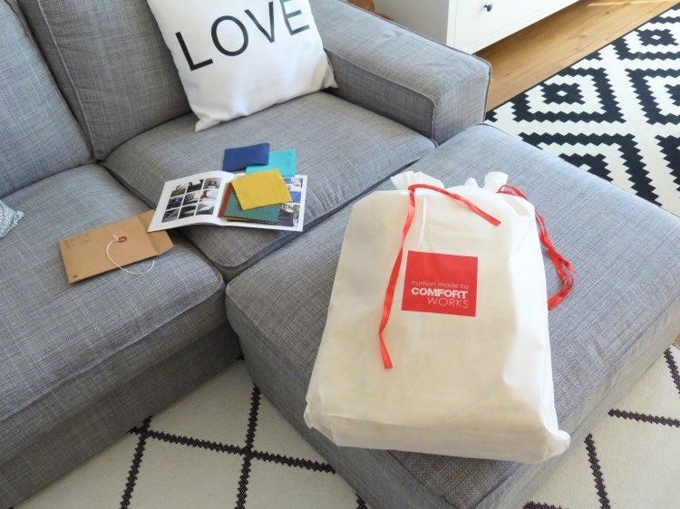 funda sofá comfort works