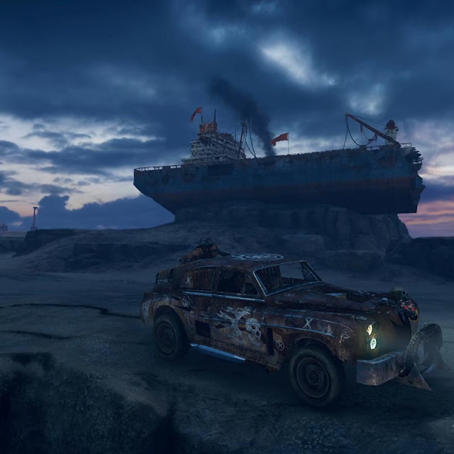 Mad Max PC IG Just Before Sunrise Wallpaper Engine